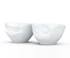Expression Small Bowls set - Kissing & Grinnig