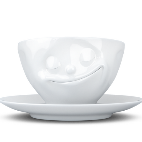 Expression Coffee Cup - Happy
