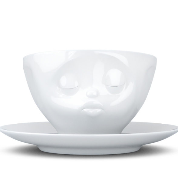 Expression Coffee Cup - Kissing