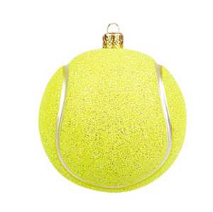 Tennisbold julepynt / Tennis Ball ornament - coming soon- please preorder!