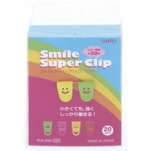 OHTO Smile Clips - coming soon!