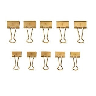 Travellife Brass Clips - back in stock!