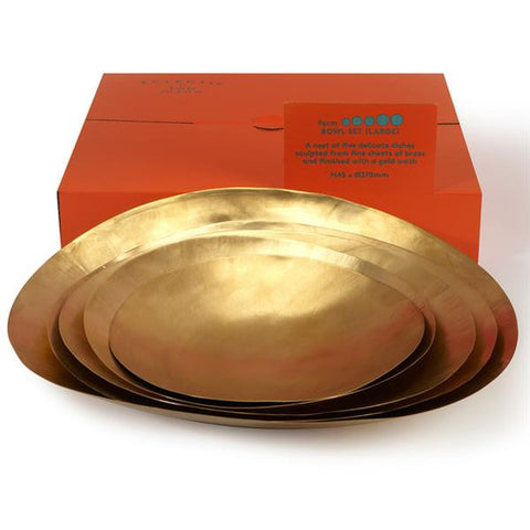 Tom Dixon Form Bowl Set / Skålesæt
