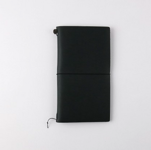 Traveler's Company Traveler's Notebook Black