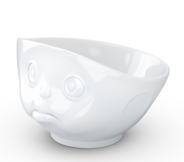 Expression Bowl - Sulking