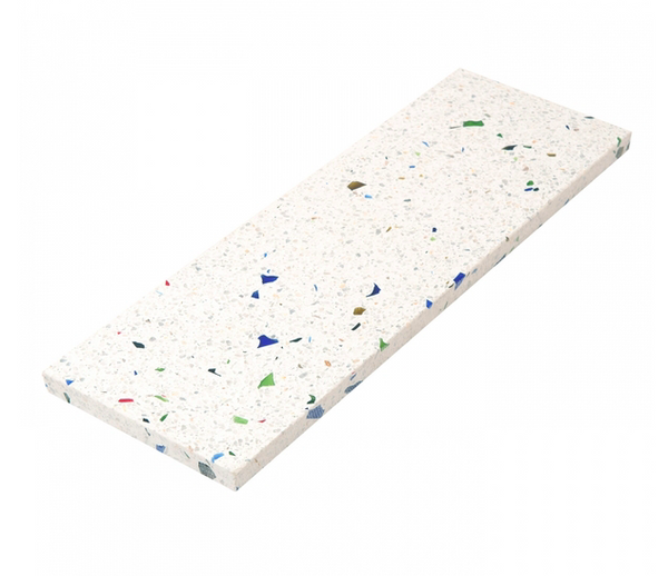 OK Design Confetti Board Long - Multicolour