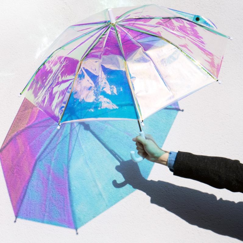 Holographic Umbrella
