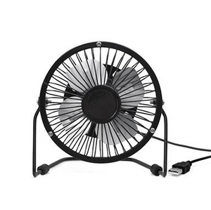 Kikkerland Desktop USB Fan