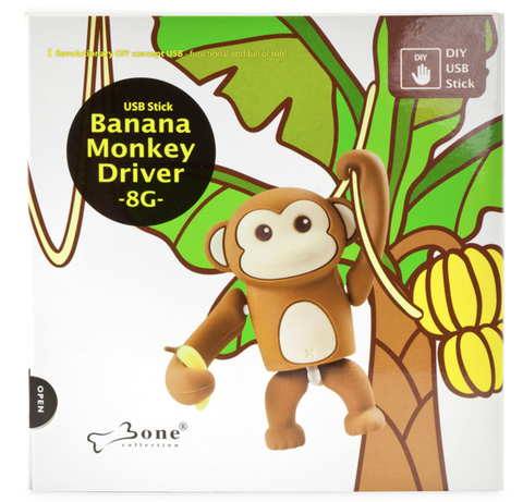 Bone Collection DIY Monkey USB Driver