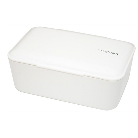 Takenaka Bento Box - White