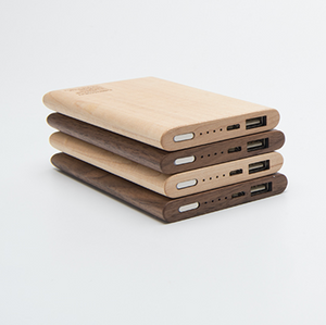 Wooden Mobile Powerbank
