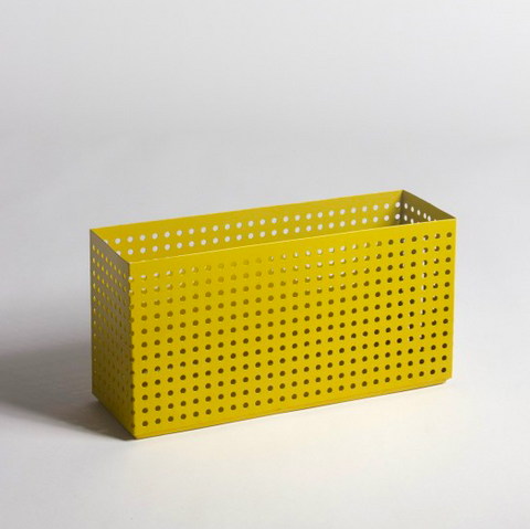 ComingB ISO box stor - large/Yellow