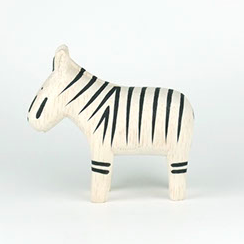 T-Lab PolePole animals - Zebra
