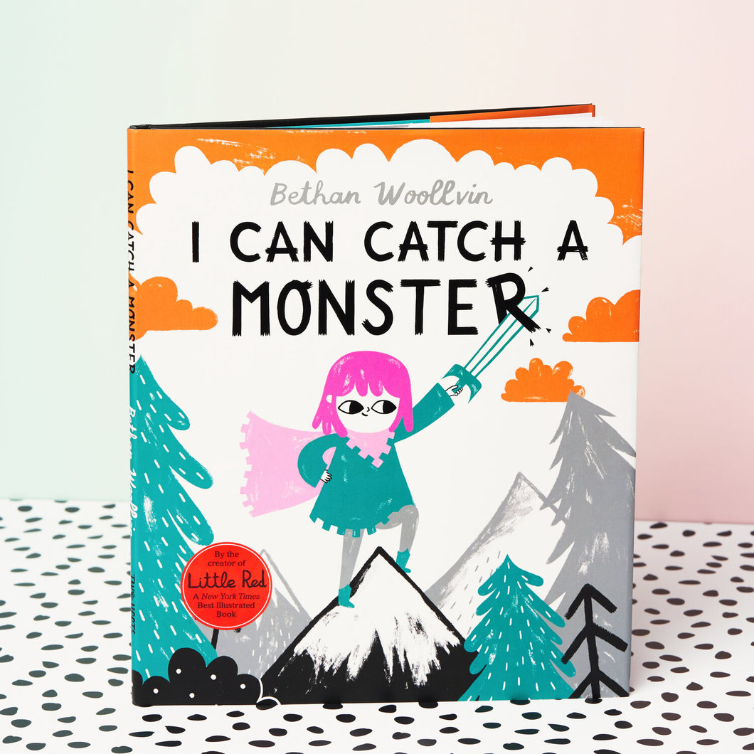 I Can Catch a Monster, Book