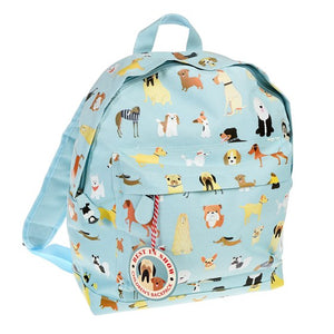 Colourful Dog Children's Backpack
