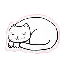 Load image into Gallery viewer, Cute Cotton Cat Nap Cushion