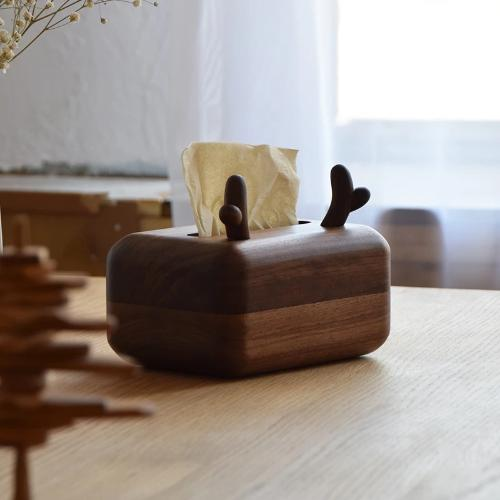 Antler Tissue Holder - Cosy Corner