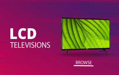 LCD Latest and cheapest Televisions