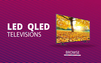 LED and QLED Cheap Televisions