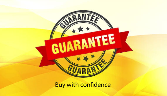 Guarantee- Buy with confidence at Asco TV