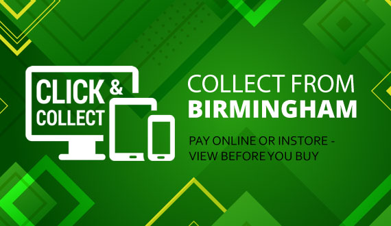 Click and collect from Birmingham - Cheap Smart TVS