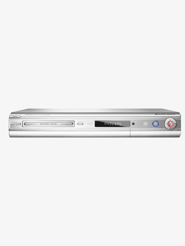 Philips DVDR3300H DVD Recorder HDD 80GB MultiFormat 130 hrs