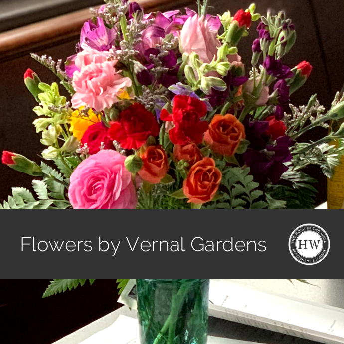 Flowers by Vernal Gardens
