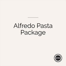 Load image into Gallery viewer, Alfredo Pasta Package