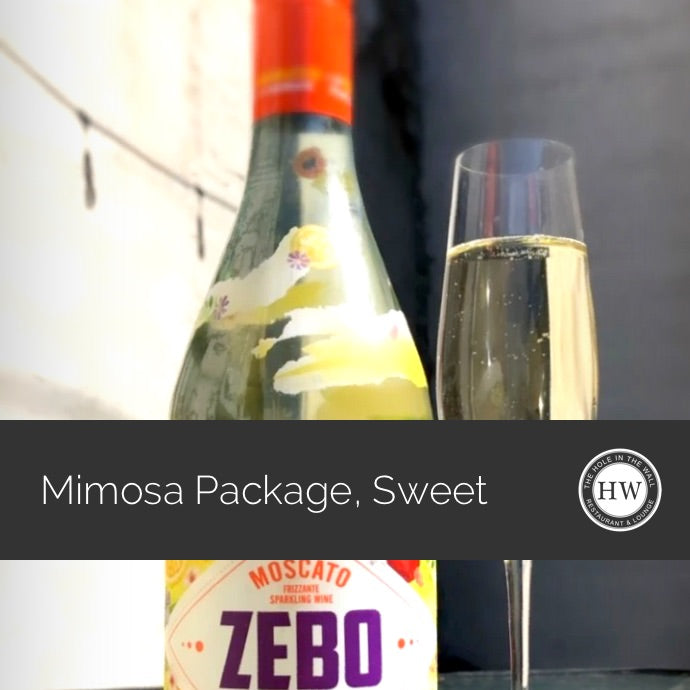 Mimosa Package Sweet
