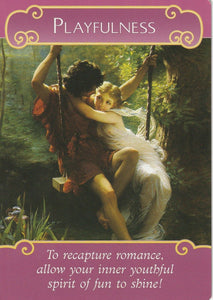 Romance Angels Assorted Oracle Cards by Doreen Virtue