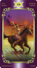Load image into Gallery viewer, Sensual Wicca Tarot