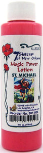 7 Sisters of New Orleans Magic Power Lotion - St. Michael