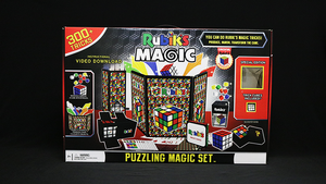 Rubik's Puzzling Magic Set