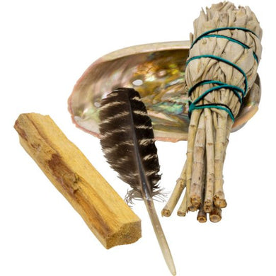 Beginner's Smudging Kit (Each)