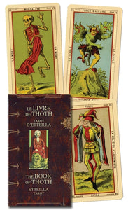 Book of Thoth - Etteilla Tarot