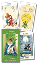 Load image into Gallery viewer, Tarot of the Gnomes Mini
