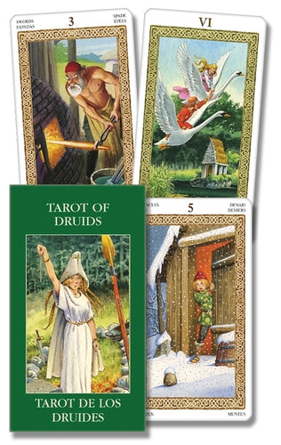 Tarot of Druids Mini