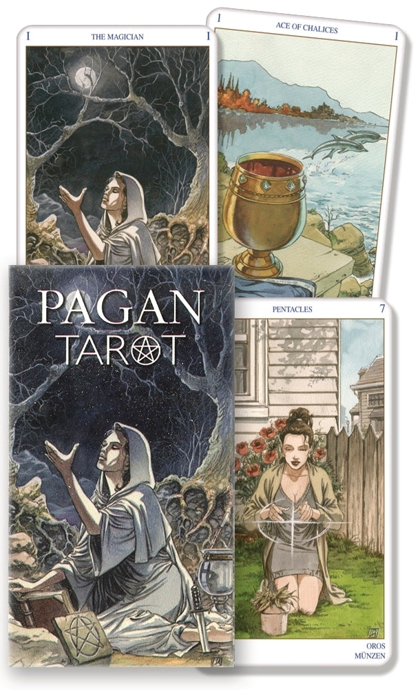 Pagan Tarot Mini
