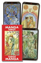 Load image into Gallery viewer, Manga Mini Tarot