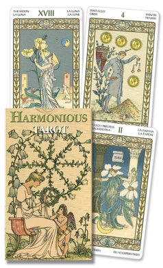 Harmonious Mini Tarot (Pre-Order September 2020)