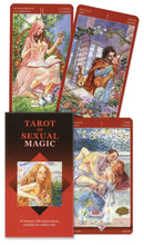 Load image into Gallery viewer, Tarot of Sexual Magic