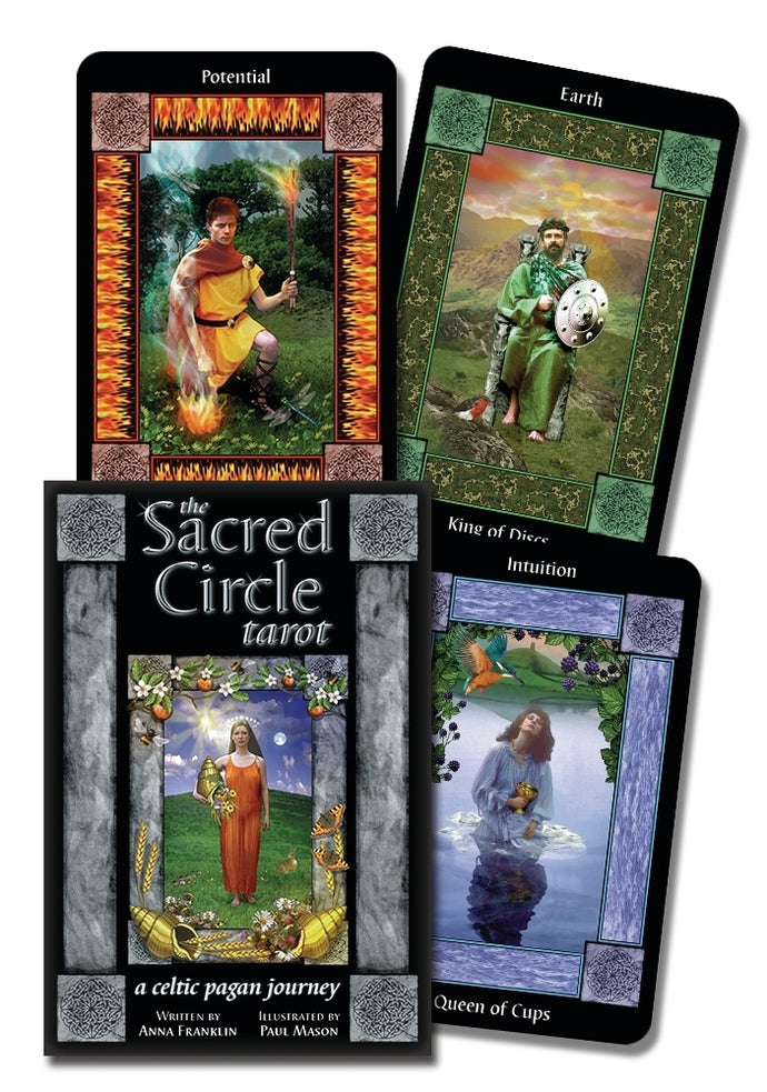 Sacred Circle Tarot Deck