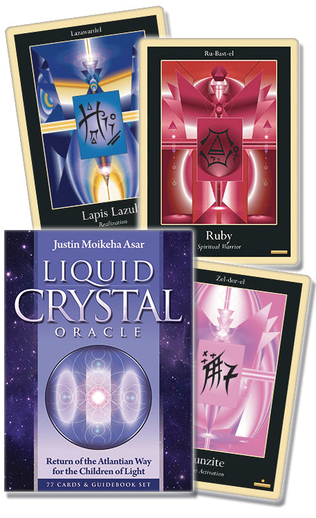 Liquid Crystal Oracle