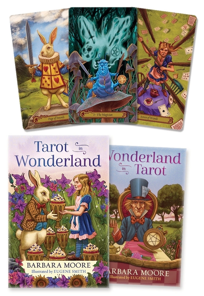Tarot in Wonderland