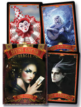 Load image into Gallery viewer, Divine Circus Oracle  by Alana Fairchild