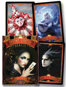 Divine Circus Oracle  by Alana Fairchild