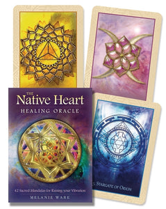 Native Heart Healing Oracle