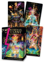 Load image into Gallery viewer, Starman Tarot Kit
