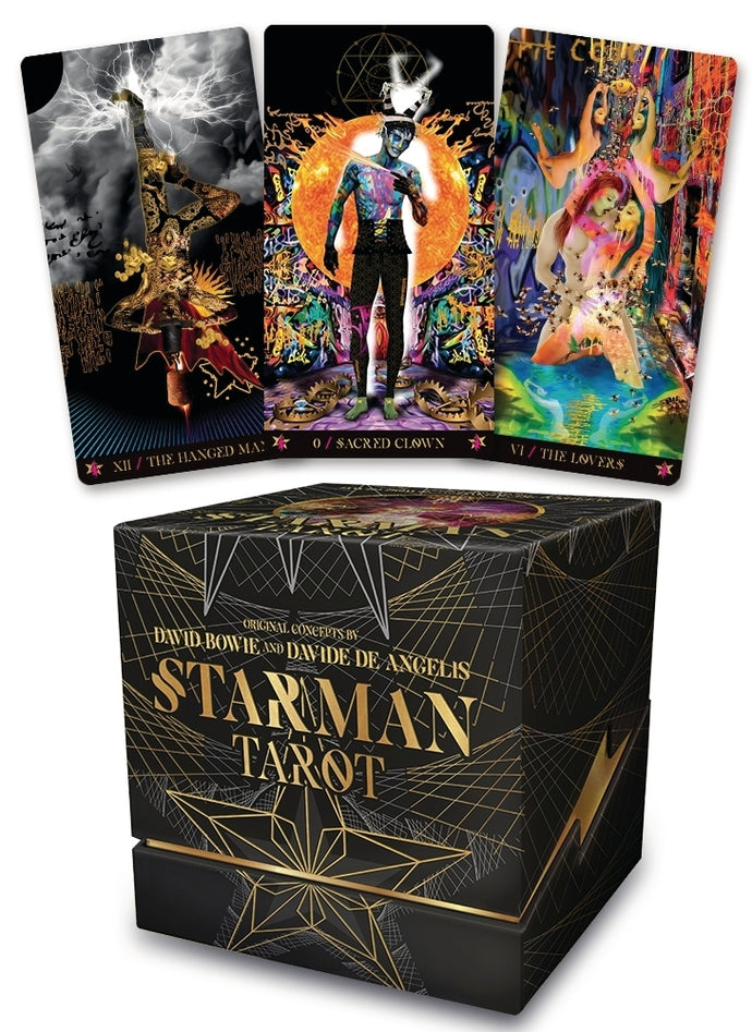 Starman Deluxe Tarot Kit