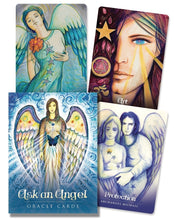 Load image into Gallery viewer, Ask an Angel Oracle Cards